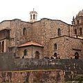 CUSCO - église batie sur des fondations incas (son nom m'échappe