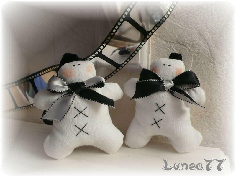 ginger black&white