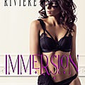 Immersion, aux Editions Elixyria