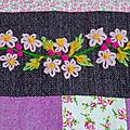 Bouquet de Fleurs de laine 4