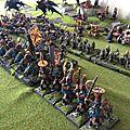 Armée Nains du chaos warhammer