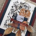 <b>Sketch</b> carterie par Scrapucine et Aurélie