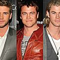 <b>Liam</b> <b>Hemsworth</b>. Chris <b>Hemsworth</b>. Luke <b>Hemsworth</b>. une trilogie de cinéma