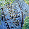 Il y a 445 ans, les Niçois participaient à la <b>Bataille</b> de <b>Lépante</b>.