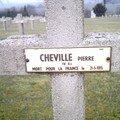 Cheville Pierre 1