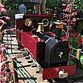 Prunus light railway chronicles. open day!