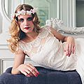Collection robes de mariees 2015...