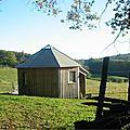 cabane dans le Lot / CABAYOURTE