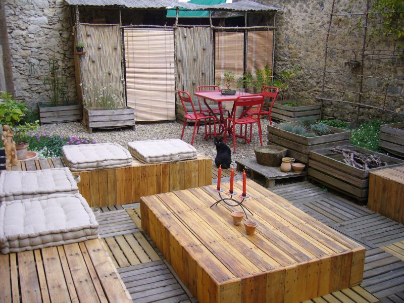 Mobilier de jardin - Sève Créative