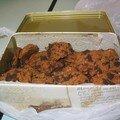 Les cookies de léo le marmotton