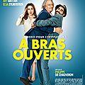 A bras ouverts, de <b>Philippe</b> de <b>CHAUVERON</b>
