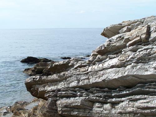 Clin d'oeil-géologie côte basque 1