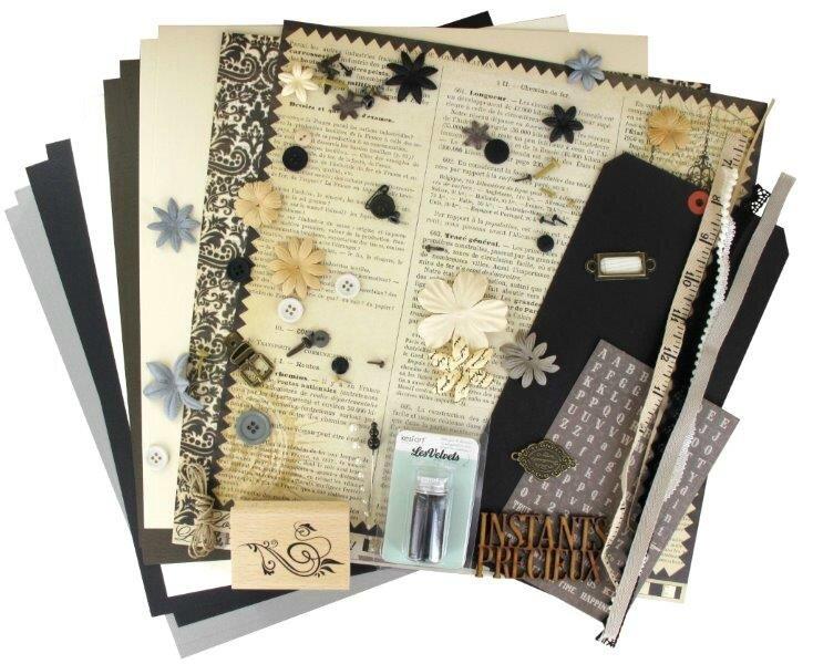 Kits Variations Créatives de Juillet et ... Juin