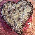 Moelleux au chocolat sans gluten, sans lactose