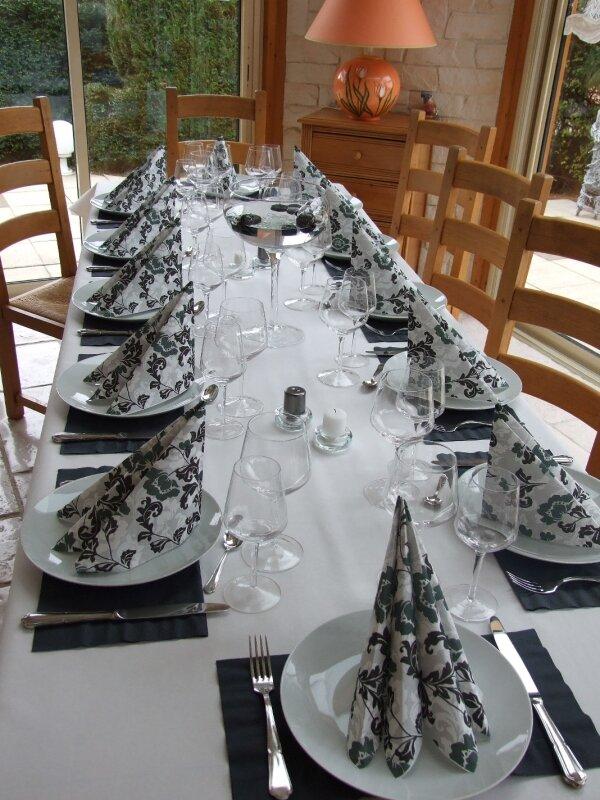 table le jour