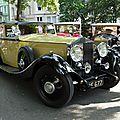 ROLLS ROYCE Phantom II Sports Saloon 1933 Baden Baden (1)