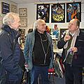 Erik Patrix, Alain Connan, Hubert de Gevigney