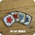 Mon <b>all</b>-<b>star</b> <b>blanket</b>