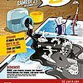 Salon de la bande dessinée longjubulles - samedi 25 novembre à longjumeau (91)