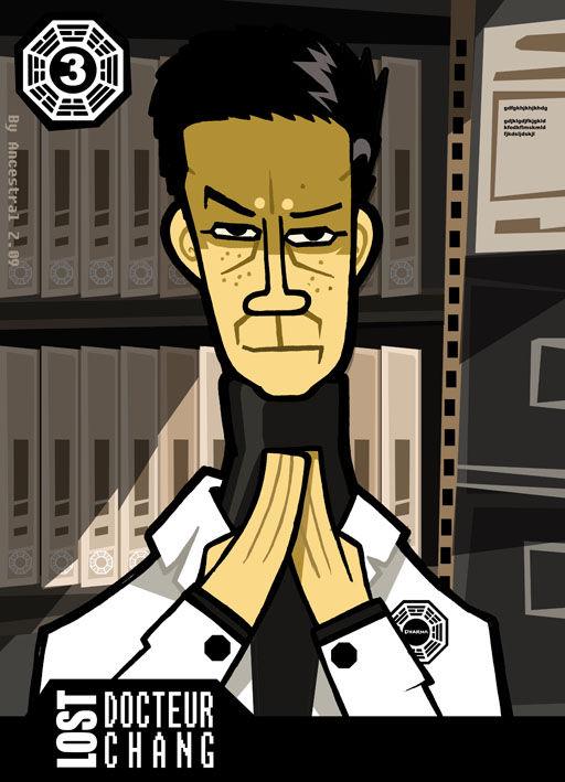 Docteur Chang Lost
