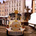 le petit train de Grenoble