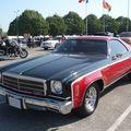 <b>CHEVROLET</b> El Camino 400 pick-up 1974