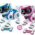 Teksta - Chiot - Robot <b>Interactif</b> - Splash Toys