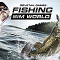 Test de Fishing Sim World - Jeu Video Giga France