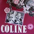 Naissance Coline 8 mars 2007 2