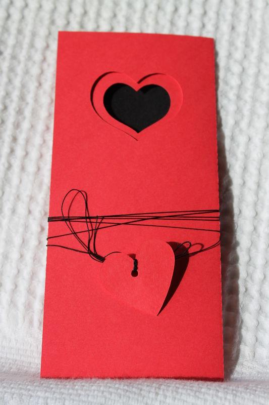 carte St Valentin 2012