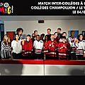 CICMIT 16 MATCH INTER A L'AGIOT ELANCOURT