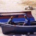 Pêcheurs à Taghazout - Maroc