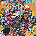 DC Wildstorm Stormwatch V1 1993-1997