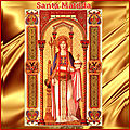 SANTA MATILDE DE RINGELHEIM - A santa caridosa e sábia administradora de bens e talentos