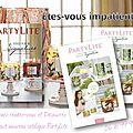 Plus que 3 jours !!! .... le 01 janvier c'est le nouveau catalogue partylite