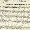 Montocchio Marie Josephine Laurence_Mariage avec Paul Savigny_19.6.1886