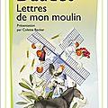 <b>DAUDET</b> <b>Alphonse</b> / Les lettres de mon moulin.