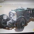 Bentley 4.5L Blower Le Mans 1930 PICT2991