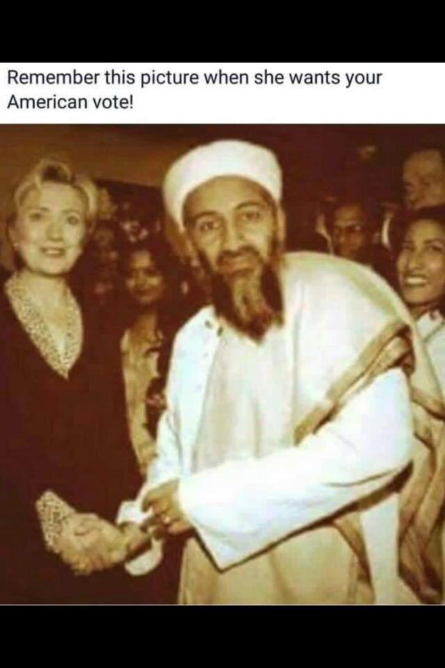 usa islam hillary clinton usa ben laden