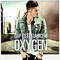 <b>Baptiste</b> <b>Giabiconi</b> exclu du Top Albums officiel