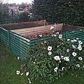 Mise en place du <b>compost</b>