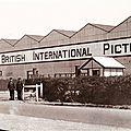 studios BIP - 1925
