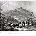 <b>COLMAR</b> (68) - HENRI-FRANÇOIS-ANTOINE BOUG D'ORSCHWILLER, CONTRE-RÉVOLUTIONNAIRE (1756 - 1822)