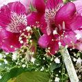 Pivoines, roses et ...