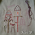 SAL <b>Broderie</b> traditionnelle #7