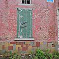 Maison Denis - façade fenêtre 1