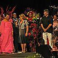 Final du show de flor amazone 2011