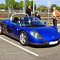 Renault spider sport avec pare-brise (Rencard Haguenau avril 2011) 01