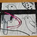 Oiseaux et froufrous