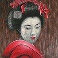 Pourquoi les geisha ...